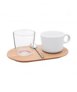 Clap Design Oval - Lungo set - náhled